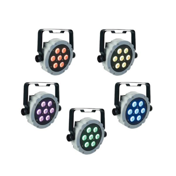 Showtec LED Spot Verlichtingsset