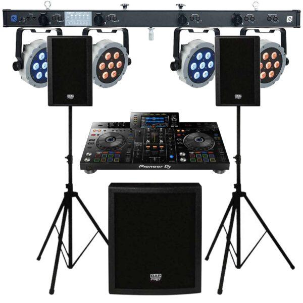 DJ Discoset Huren